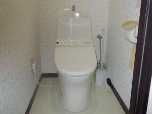 ウォシュレット一体型トイレGG-800