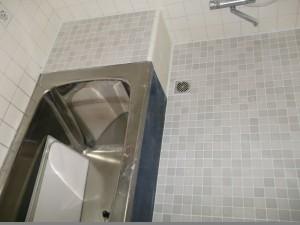 浴室タイルのリフォーム